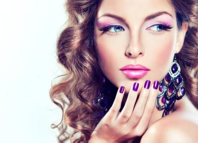 Make-Up Макияж